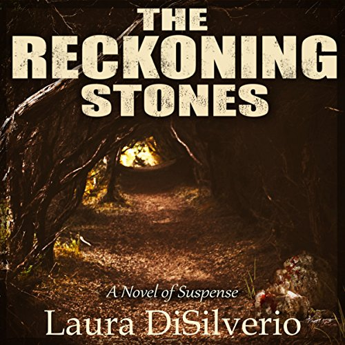 The Reckoning Stones audiobook cover art