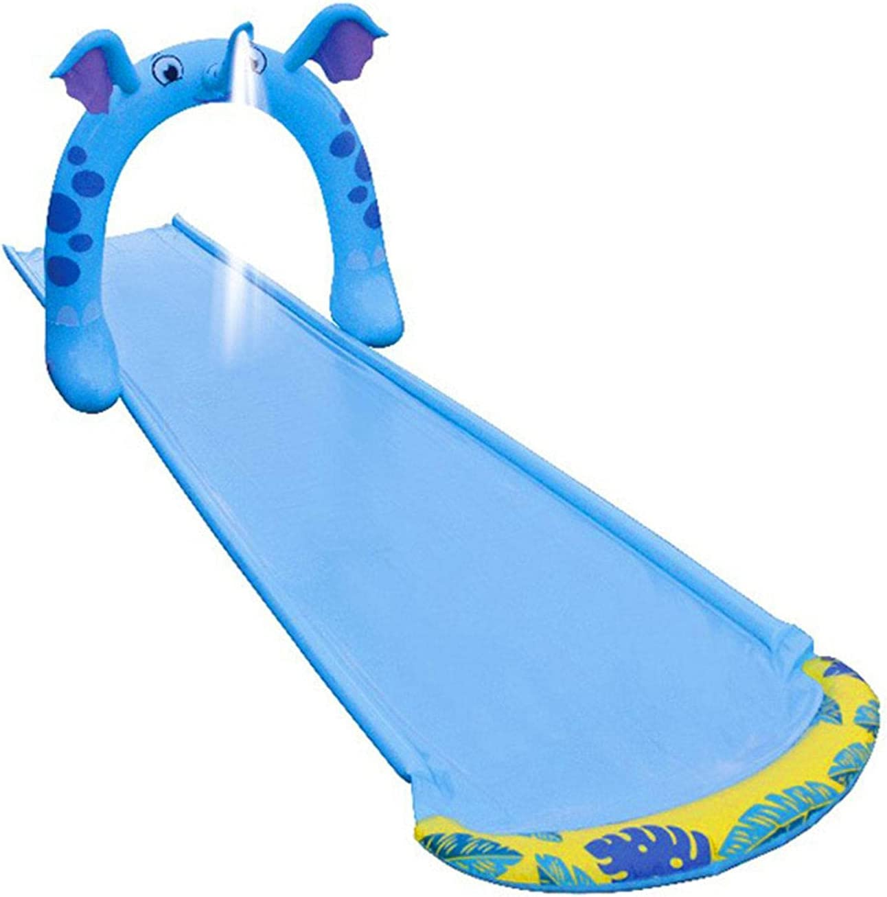 M B Sale Lawn Water Slides for Ranking TOP10 16.4ft Fun Part Waterslide