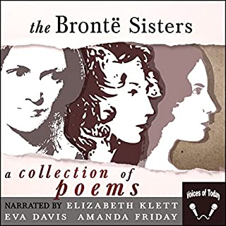 『The Bronte Sisters: A Collection of Poems』のカバーアート