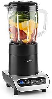 KLARSTEIN Lambada mixeur Blender Compact (récipient en Verre 1,5 L pour préparation de Smoothies, soupes, jus de Fruits, F...