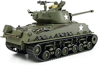 Tamiya Vehículo Euro Sherman 353461: 35 US M4 A3E8 Easy Eight