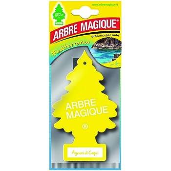 Arbre Magique Mono, Deodorante Auto, Fragranza Agrumi di Capri