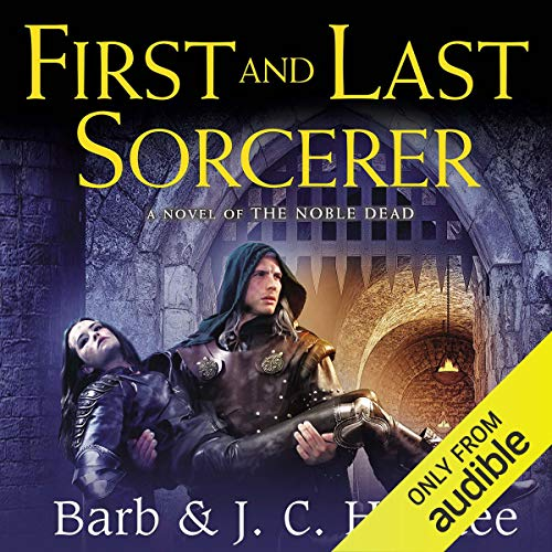 First and Last Sorcerer cover art