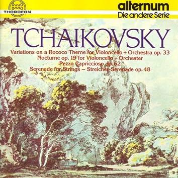 Peter Tchaikovsky: Orchesterwerke