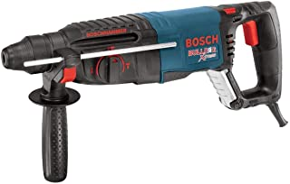 Factory-Reconditioned Bosch 11255VSR-RT BULLDOG Xtreme 1-Inch SDS-plus D-Handle Rotary..