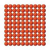 Dart Zone BallistixOps 100-Round Refill Pack for NERF Rival, 9206-100T, Orange