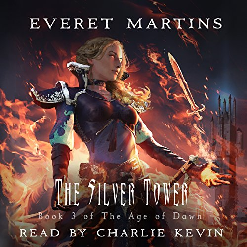 The Silver Tower cover art