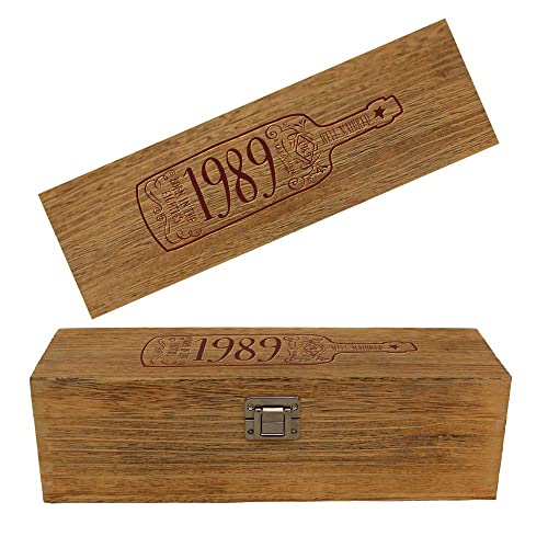 30th Birthday 1989 Vintage Box Gift Idea