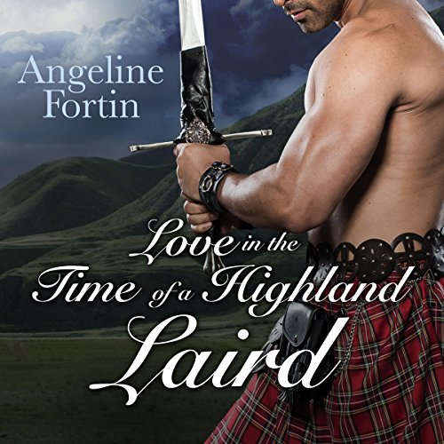 Love in the Time of a Highland Laird audiobook cover art