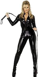 Smiffy's Women's Fever Miss Whiplash Catsuit