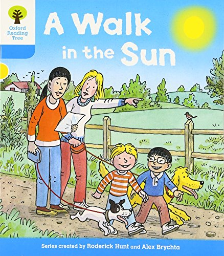 Oxford Reading Tree: Level 3 More a Decode and Develop a Walk in the Sunの詳細を見る
