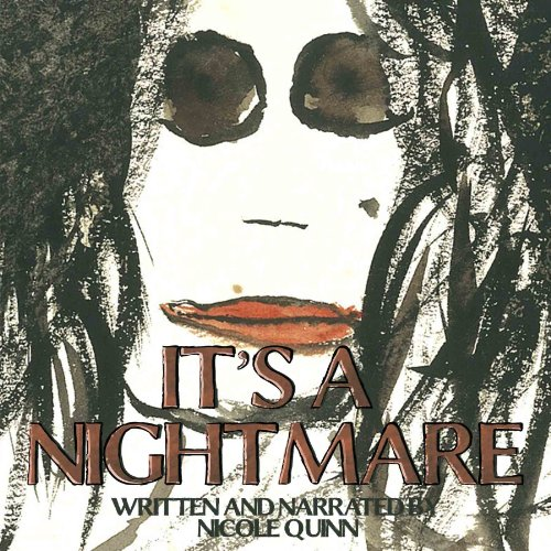 It's a Nightmare audiobook cover art