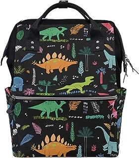 dinosaur diaper bag
