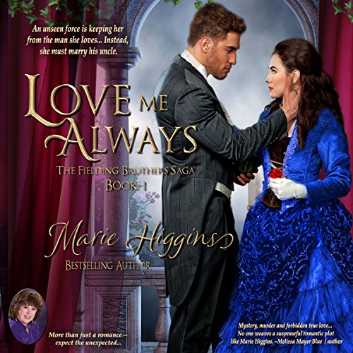 Love Me Always audiobook cover art