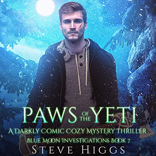Paws of the Yeti (A Darkly Comic Cozy Mystery Thriller) cover art