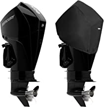 Oceansouth Mercury Half Outboard Cover 175HP to 225HP, 175 Pro XS - 4 Stroke V6 3.4L (2018>)