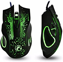 2015 Estone x9 2400DPI LED Optical 6D USB Wired game Gaming Mouse gamer For PC computer Laptop perfect upgrade combine x5 x7