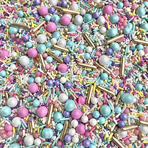 Manvscakes | Easter sprinkles | Pastel sprinkles | Cake sprinkle | Cookie sprinkles | Baking | Cake decorations | Edible sprinkles