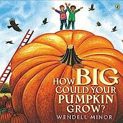 Pumpkin Books for Kids - How Big Could Your Pumpkin Grow