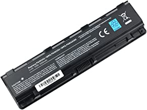 Bay Valley Parts 6 Cell High Performance Laptop Battery for Toshiba PA5024U-1BRS PA5023U-1BRS PA5025U1BRS PA5026U-1BRS PA5027U-1BRS PABAS259 C55 C800 C845 C855 L835 L850 Notebook Battery