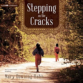 Stepping on the Cracks cover art