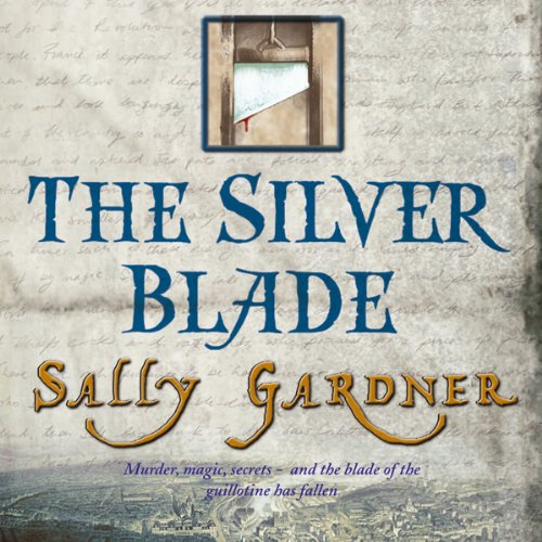 The Silver Blade audiobook cover art