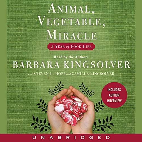 Animal, Vegetable, Miracle cover art