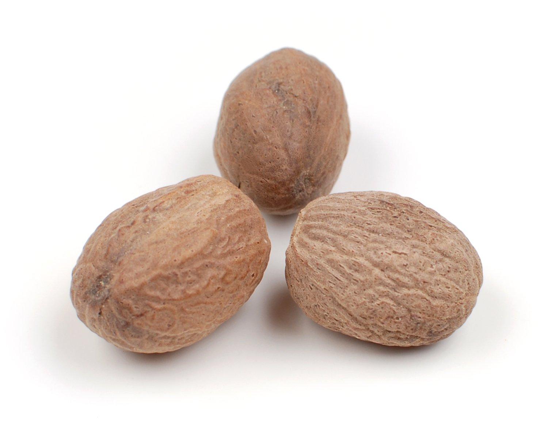 Brand new Whole Nutmeg cheap 20 Ounce Jar