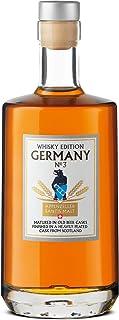 SÄNTIS MALT Edition GERMANY No.3 - Swiss Alpine Single Malt Whisky 48% 1x0,50L