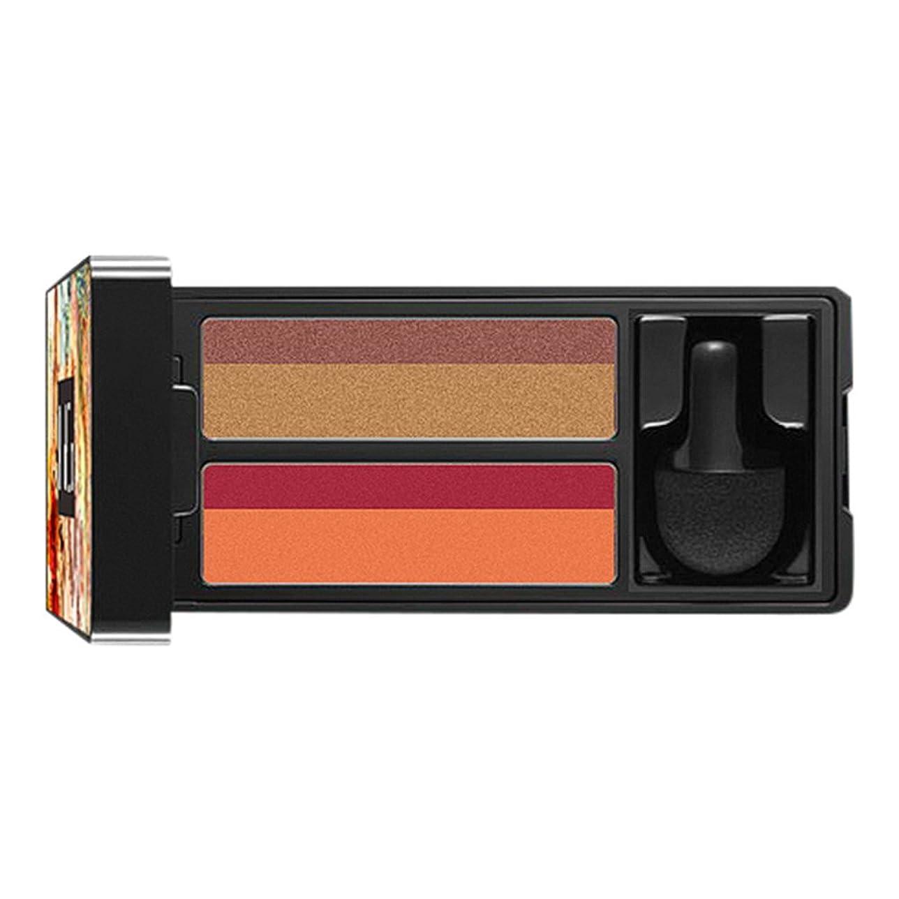 どうやら知覚するクスクスLazayyii 4色 アイシャドウパレット Eye Shadow グリッターアイシャドウ パール マットマット高発色 透明感 保湿成分 暖色系 アイシャドウ パレット (03#)