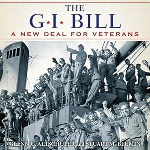 GI Bill audiobook cover art