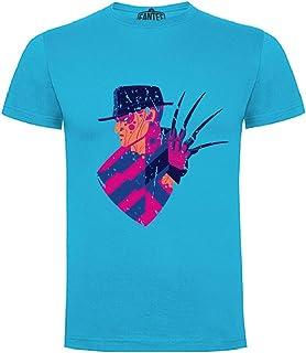 The Fan Tee Camiseta de Mujer Varios Peliculas Freddy Krueger Film Terror Vintage Nightmare