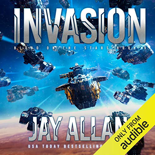 Couverture de Invasion
