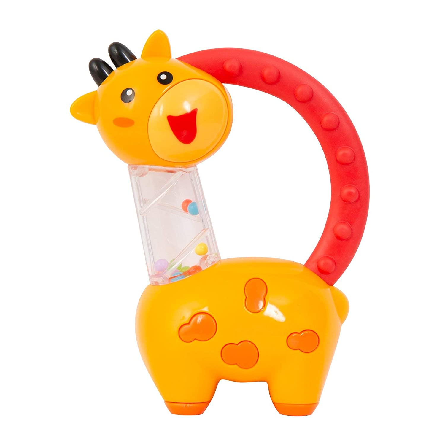 Smart Steps Jerry Giraffe Rattle and Teether