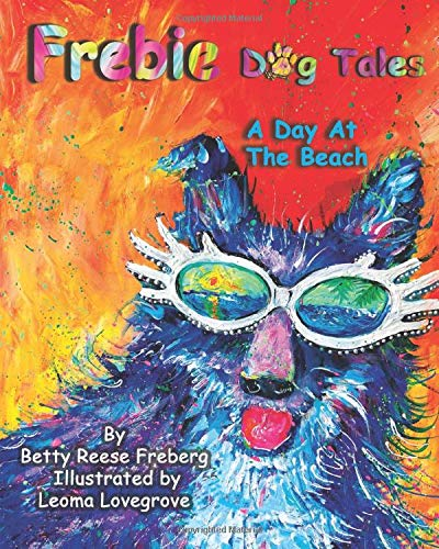 Frebie Dog Tales: A Day At The Beach ~ TOP Books