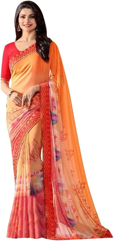 Bollywood Party Wear Collection Saree Sari Ceremony Bridal Wedding 663 5