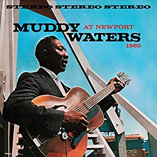 Muddy Waters At Newport 1960 Audiophile Chess Records Ltd. Edition