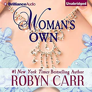 Woman's Own audiobook cover art