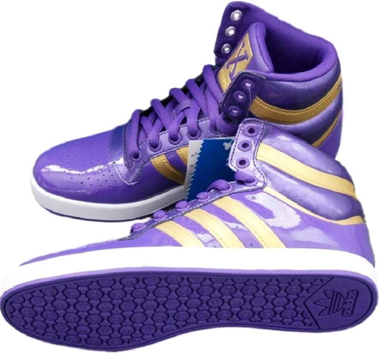Adidas Women's Trainers Purple purple gold