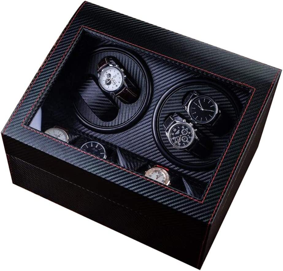 ZNND Watch Automatic Winder Case Quiet Motor with San Antonio Mall Ranking TOP14 Wi