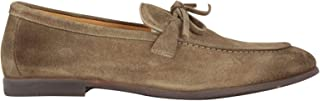 Luxury Fashion | Doucal's Men DU2589ELBAUZ067OM05 Brown Suede Loafers | Spring-summer 20
