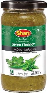Shan Green Chutney - 315 gm