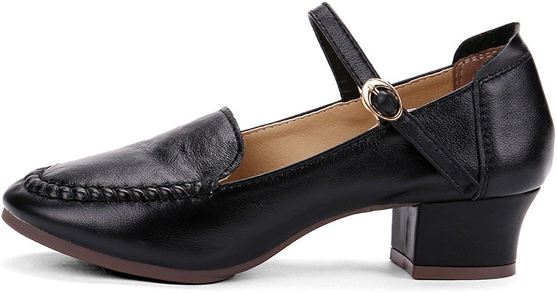 WXMDDN Female Dance shoes Black Dance shoes Adult Soft Soles Dance shoes Outdoor shoes