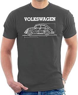 ORIGINAL VW UP KOLLEKTION POLO T SHIRT XL HERREN WEIß VOLKSWAGEN UP