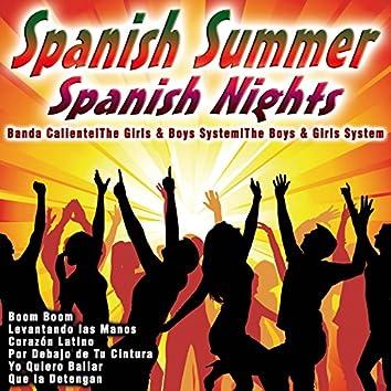Spanish Summer: Spanish Nights