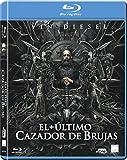 El Último Cazador De Brujas Blu-Ray
