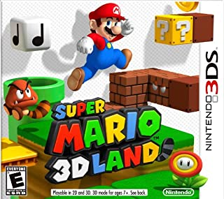 Super Mario 3D Land (B002I092MM) | Amazon price tracker / tracking, Amazon price history charts, Amazon price watches, Amazon price drop alerts
