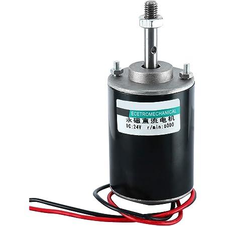 Micro Gear Motor DC Encoder Motor Reduction Motor DC 24V 330U//rpm