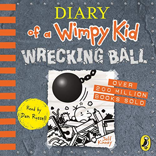 Wrecking Ball audiobook cover art