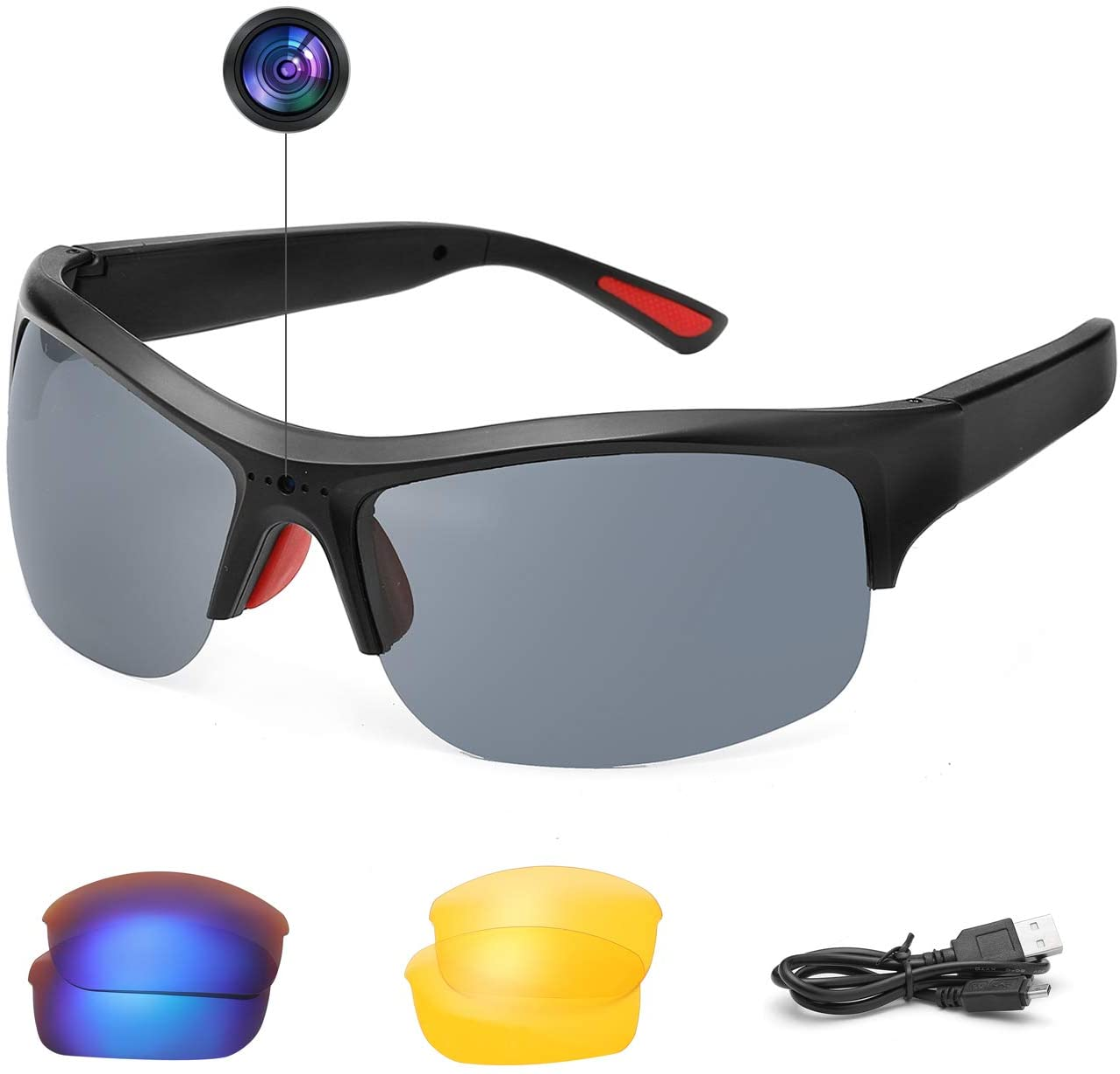 Best Hidden Camera Glasses